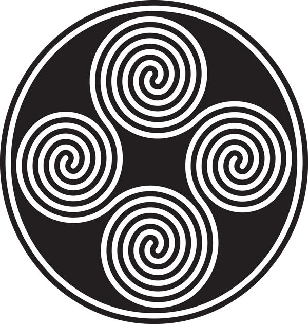 spiral symbol